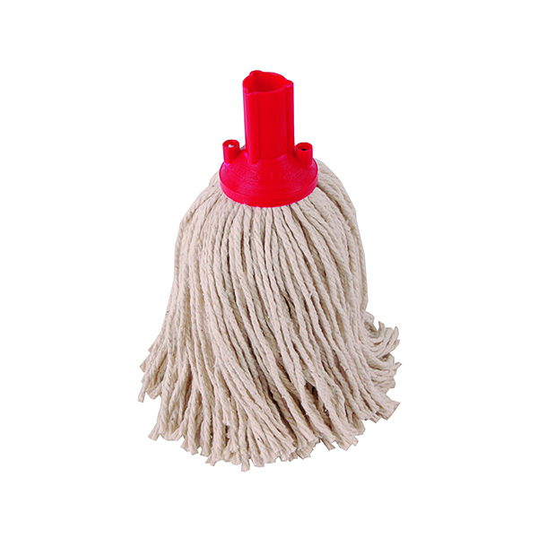 Exel 250g Mop Head Red (Pack of 10) 102268RD