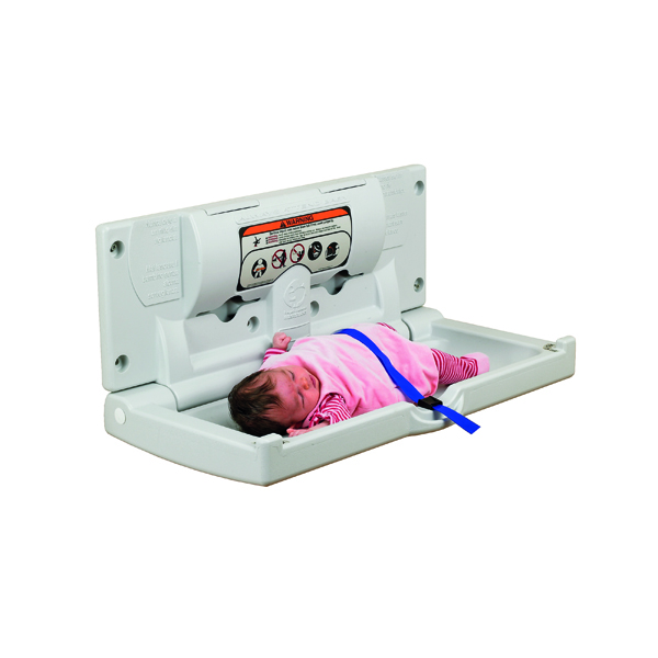 Horizontal Baby Change Unit (400 x 460 x 860mm) 100009