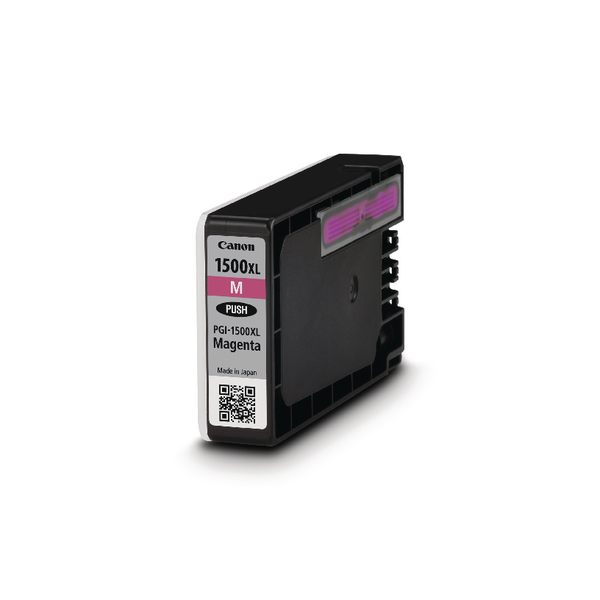 Canon PGI-1500Xl Magenta Inkjet Cartridge 9194B001