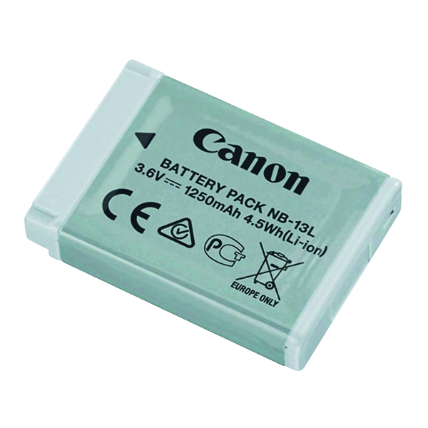 Image for Canon NB-13L Battery Pack for Powershot 9839B001AA
