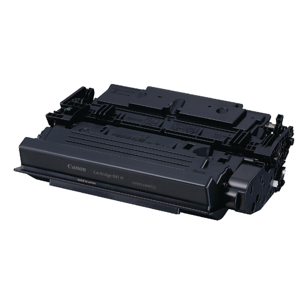 Canon 041H Black High Capacity Laser Toner Cartridge 0453C002
