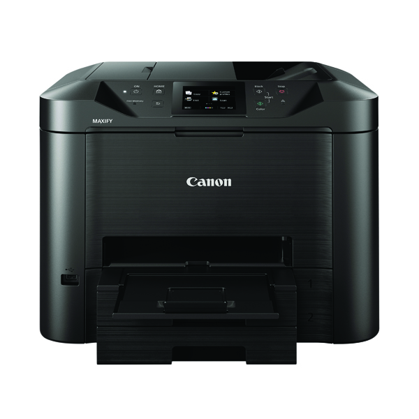Canon Maxify MB5455 Colour Multifunction Inkjet Printer 0971C028
