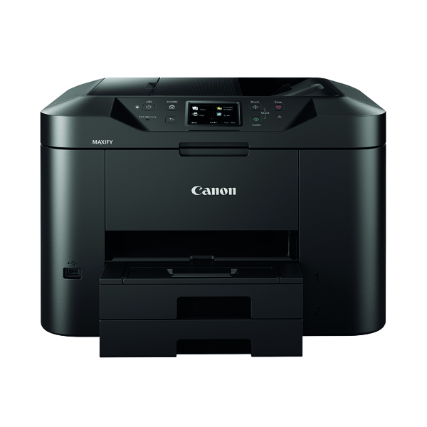 Canon Maxify MB2755 Colour Multifunction Inkjet Printer 0958C028