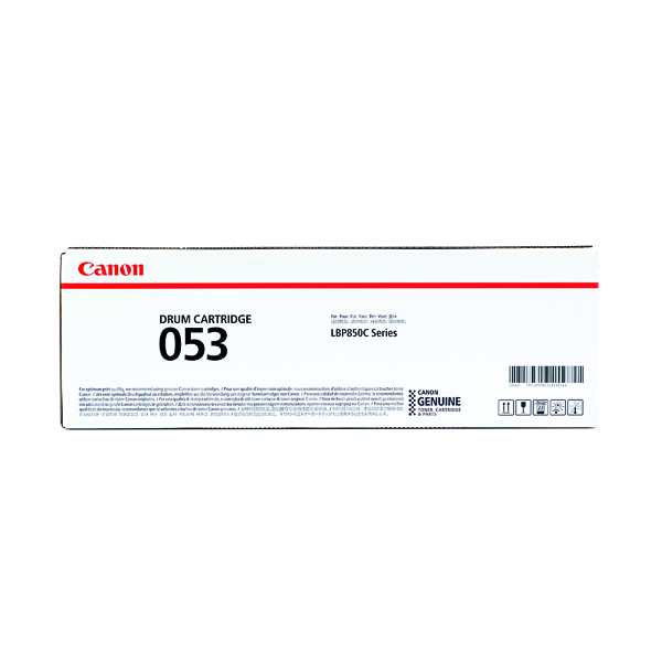 Canon 053 Black Drum Unit 2178C001
