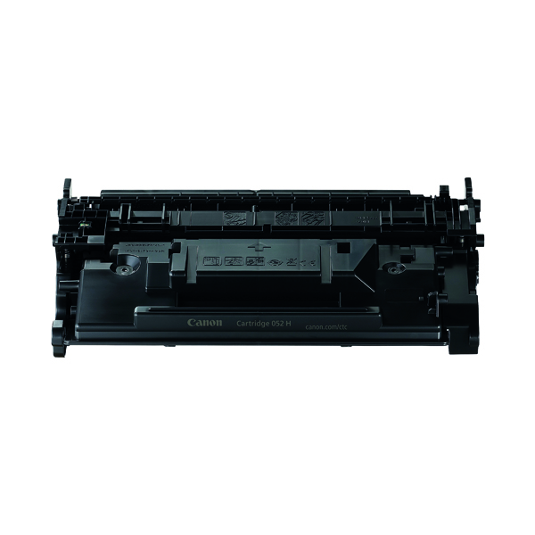 Canon 052 H Black Laser Toner Cartridge 2200C002