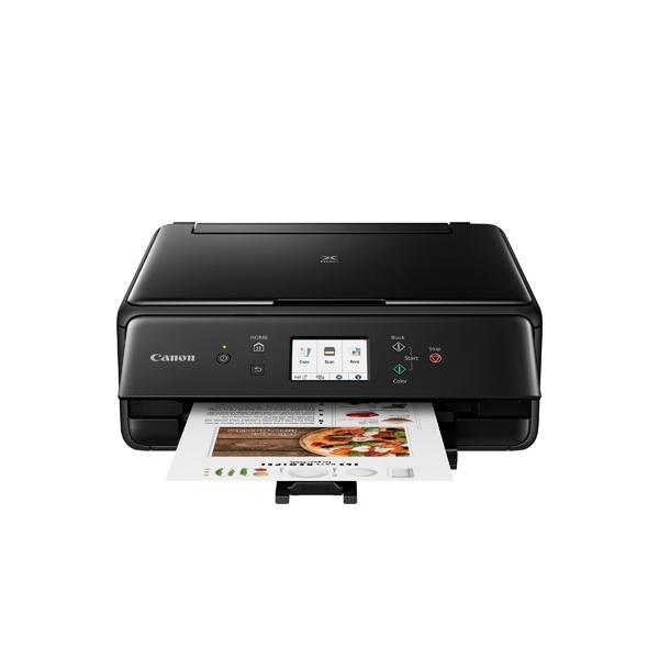 Canon PIXMA TS6250 All-in-One Inkjet Printer Black