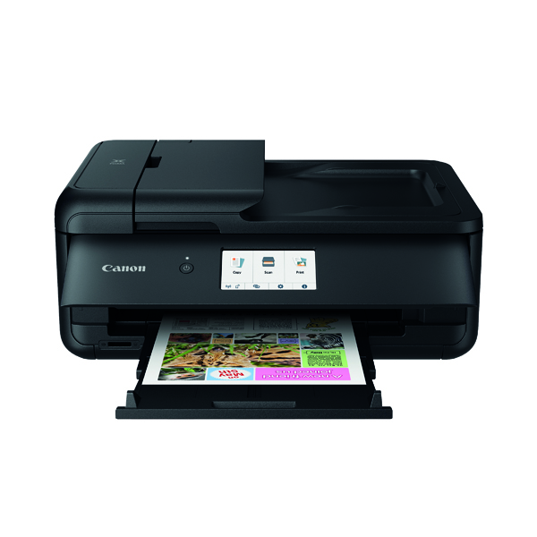 Canon PIXMA TS9550 A3 All-in-One Inkjet Printer Black