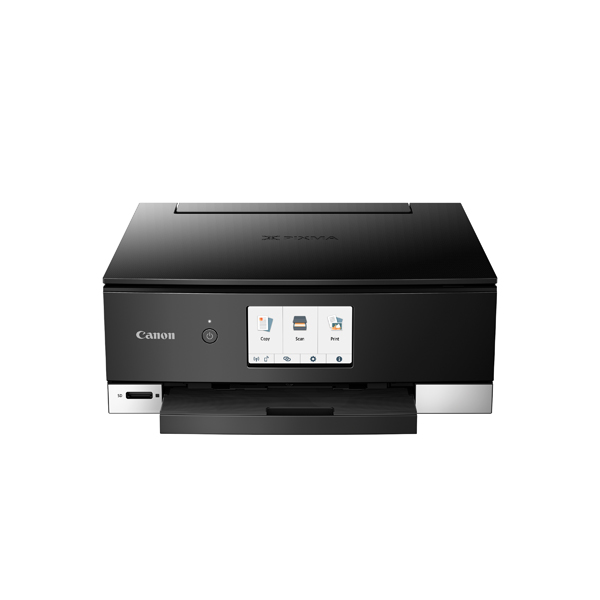 Canon PIXMA TS8250 All-in-One Inkjet Printer Black
