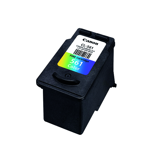 Canon CLI-561 CMY Ink Cartridge 3731C0010