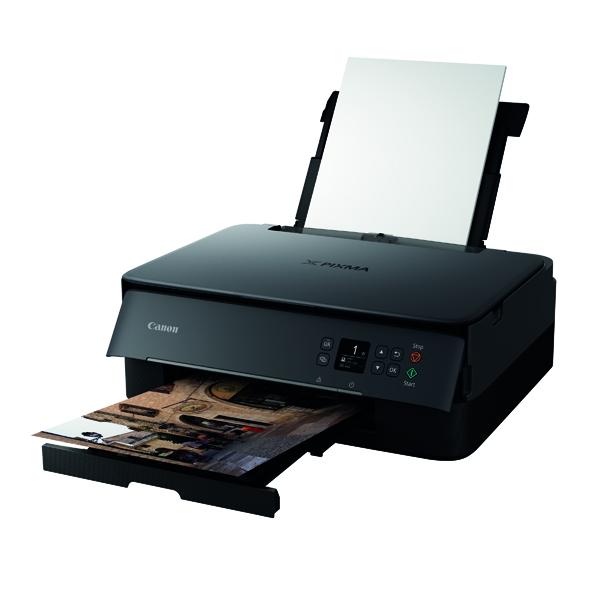 Canon PIXMA TS5350 BK AIO Printer 3773C008