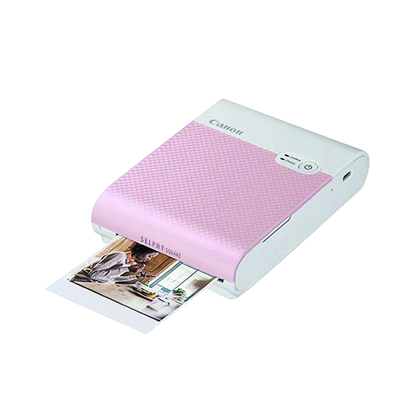 Canon Selphy Square QX10 Pink 4109C003AA
