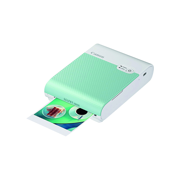 Canon Selphy Square Qx10 Green 4110C002