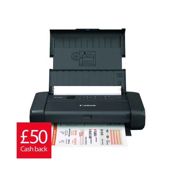 Canon Pixma Tri50 With Battery 4167C028