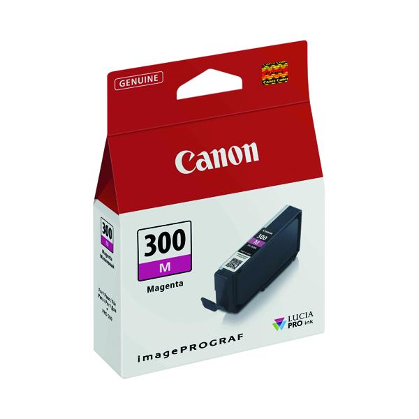 Canon PFI-300 Pro Series Magenta Ink Tank 4195C001