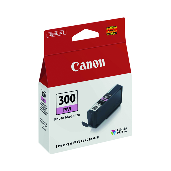 Canon PFI-300 Pro Series Photo Magenta Ink Tank 4198C001