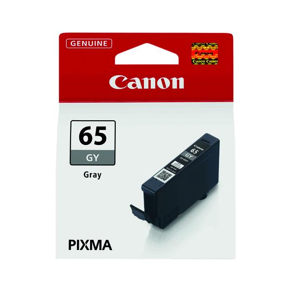 Canon CLI-65 Grey Ink Tank 4219C001