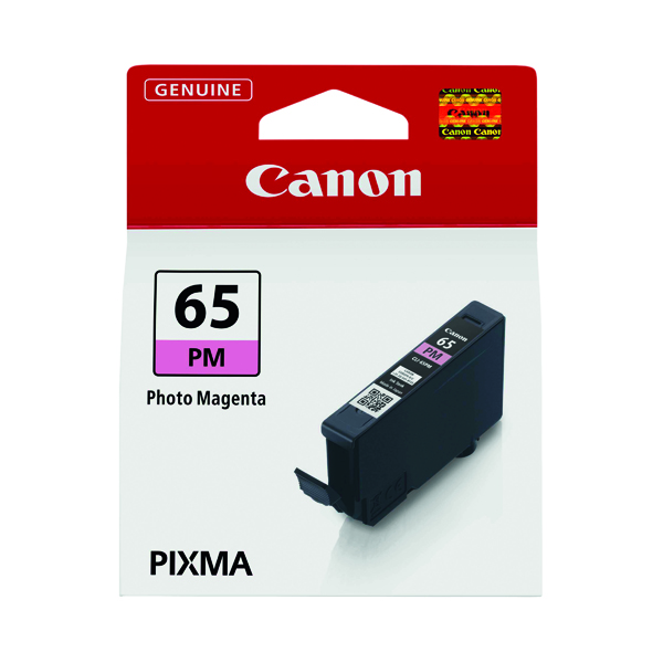 Canon CLI-65 Photo Magenta Ink Tank 4221C001