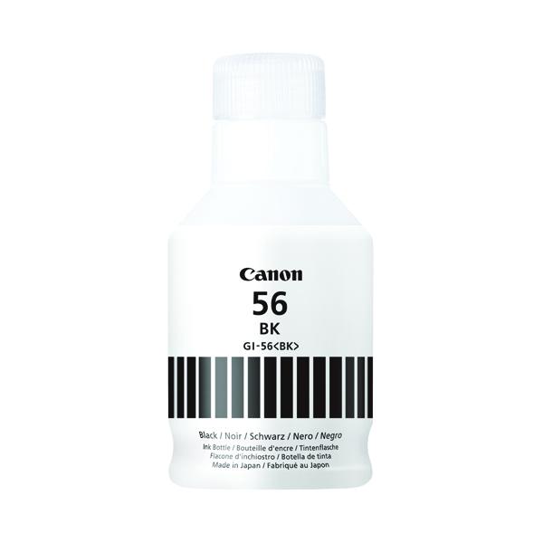 Canon GI-56 Black Ink Bottle 4412C001