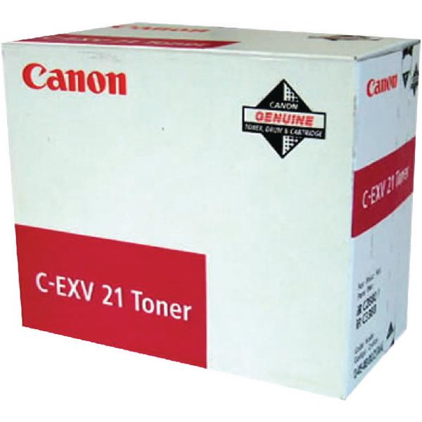 Canon C-EXV21 Magenta Toner Cartridge 0454B002AA