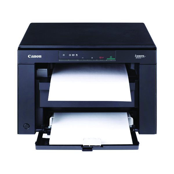 Canon i-Sensys MF3010 Mono Laser All-in-One Printer Black 5252B012