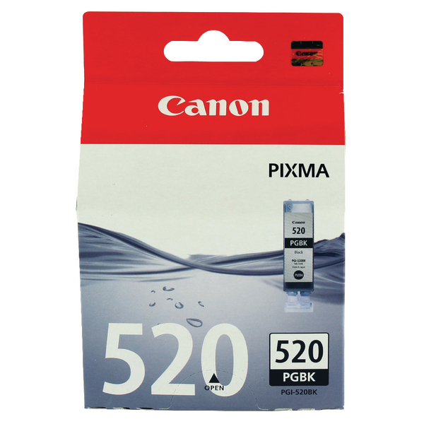 Canon PGI-520BK Black Ink Cartridge 2932B001