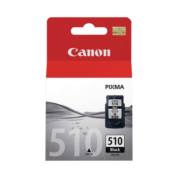 Canon PG-510 Black Ink Cartridge 2970B001