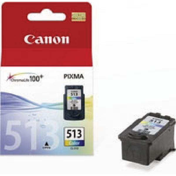 Canon CL-513 CMY Colour Ink Cartridge 2971B001