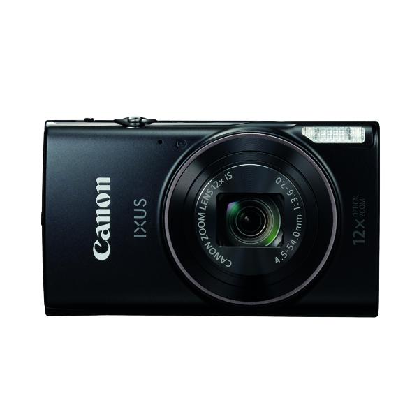 Canon IXUS 285 Digital Camera Black 1076C007