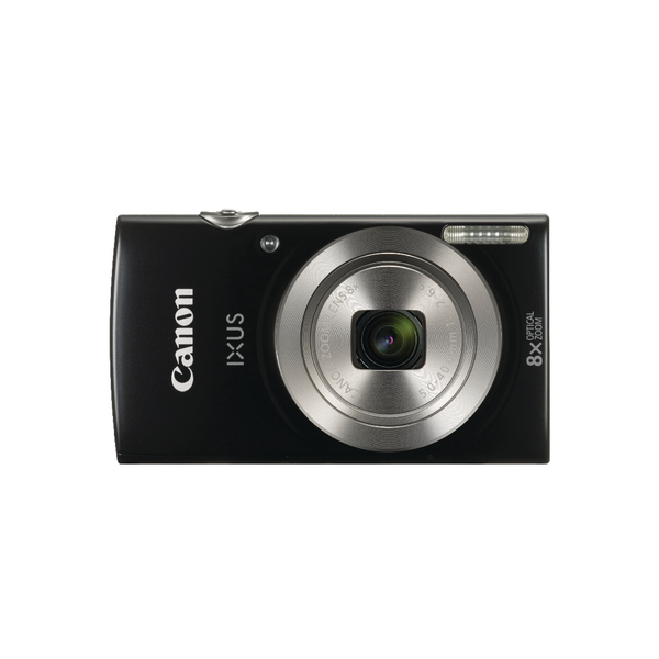 Image for Canon IXUS 185 Digital Camera Black (20 Megapixels)