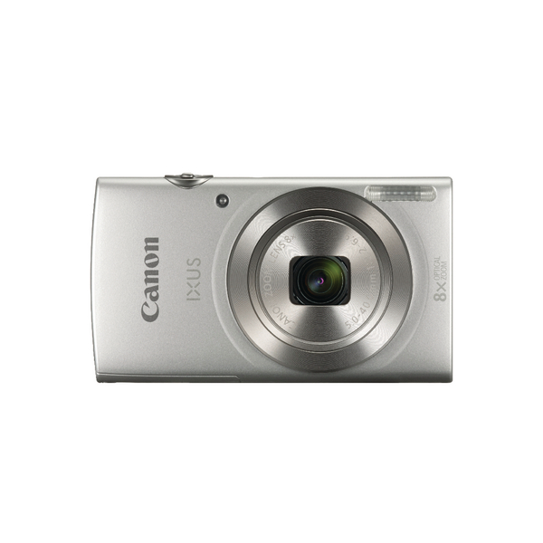 Image for Canon IXUS 185 Digital Camera Silver 1806C009
