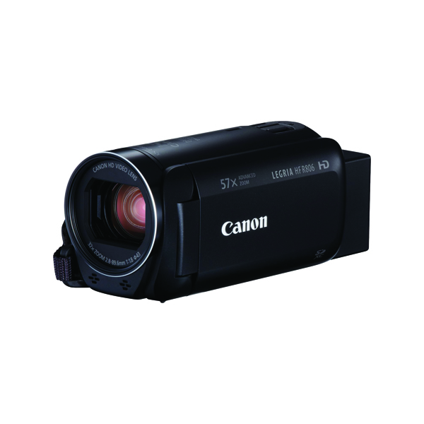 Canon Legria HF R806 Digital Camcorder 1960C010
