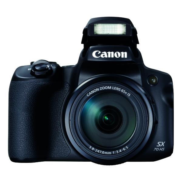 Image for Canon PowerShot SX70 HS Camera 3071C011