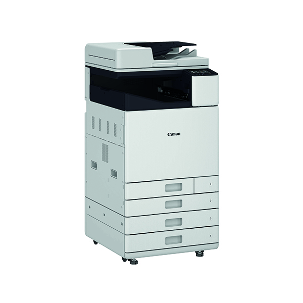 Canon WG7550F A3 All in One Mono Business Inkjet Printer 2719C021