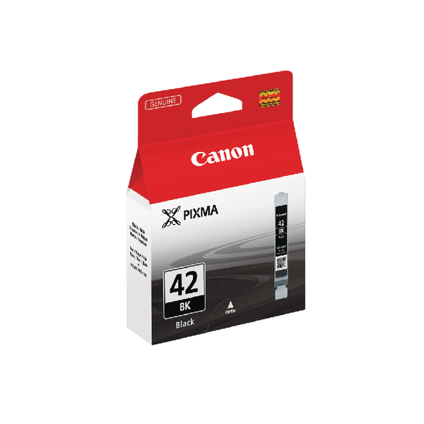 Canon CLI-42BK Black Ink Cartridge 6384B001