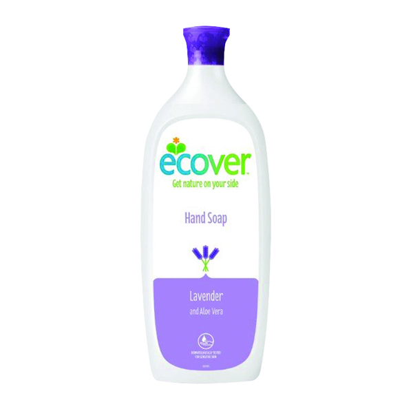 Ecover Hand Soap Refill 1 Litre (Pack of 2) KEVHSR2