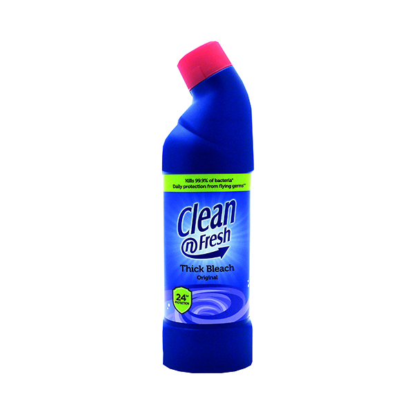 Clean and Fresh Thick Bleach 750ml 1016011