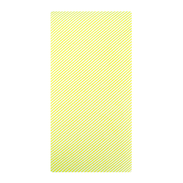 2Work All-Purpose Cloth 600x300mm Yellow (Pack of 50) 102840YL