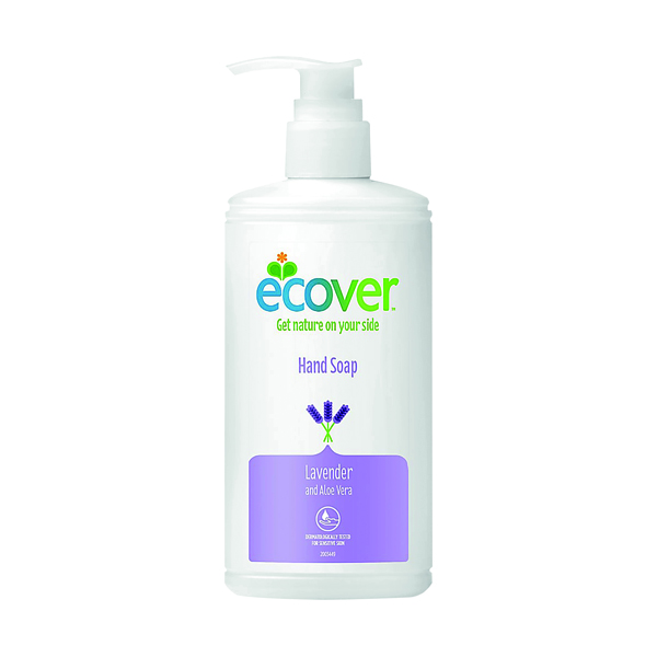 Ecover Hand Soap with Pump Dispenser 250ml 0604052