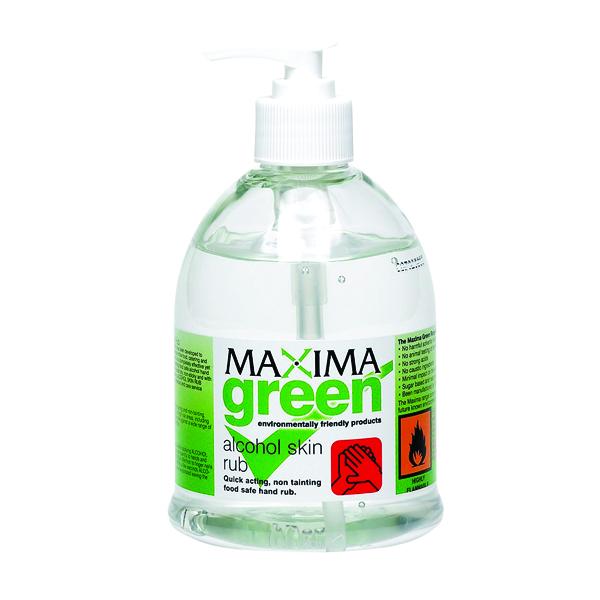 Maxima Hand Sanitiser 450ml 604360
