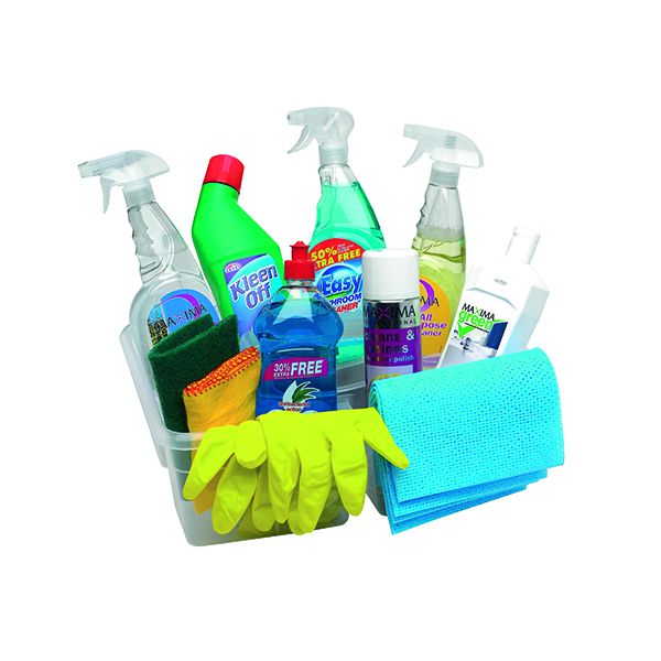 Complete Spring Cleaning Kit KMAXSCK