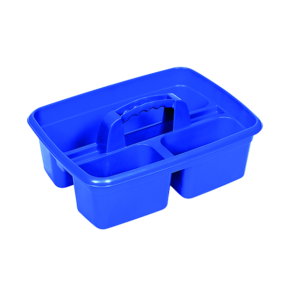 Carry Cleaning Caddy 3 Compartment Blue CARRY.01