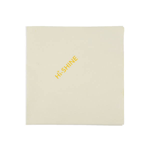 Hi-Shine Cloth 400x400mm Yellow (Pack of 10) MIDHY410O