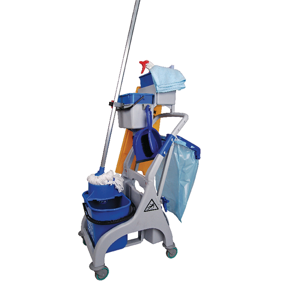 Image for Socket Mop Quick Response Trolley MWVS3B01L