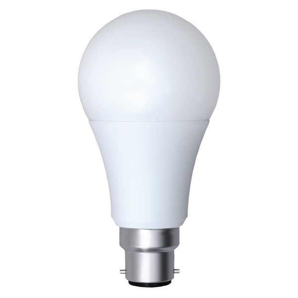 Image for CED 12W Opal Dimmable LED Lamp B22 White PBC12WW/DIM
