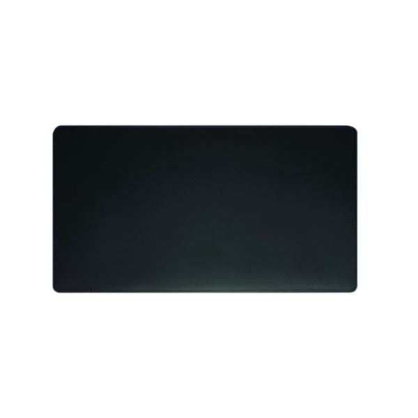 Durable Desk Mat W650 x D520mm Black 7103/01