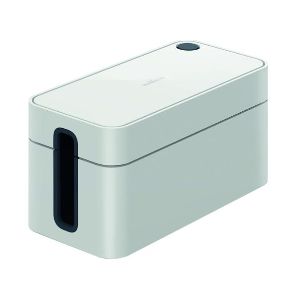 Durable Cavoline Cable Management Box S Grey 503510