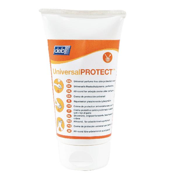 Deb Universal Protect Pre Work Cream 100ml (Pack of 12) UPW100ML
