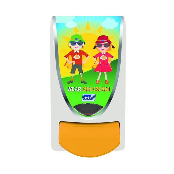 Deb Stokoderm Sun Heroes UV Protection Dispenser SUNHRO1LDS