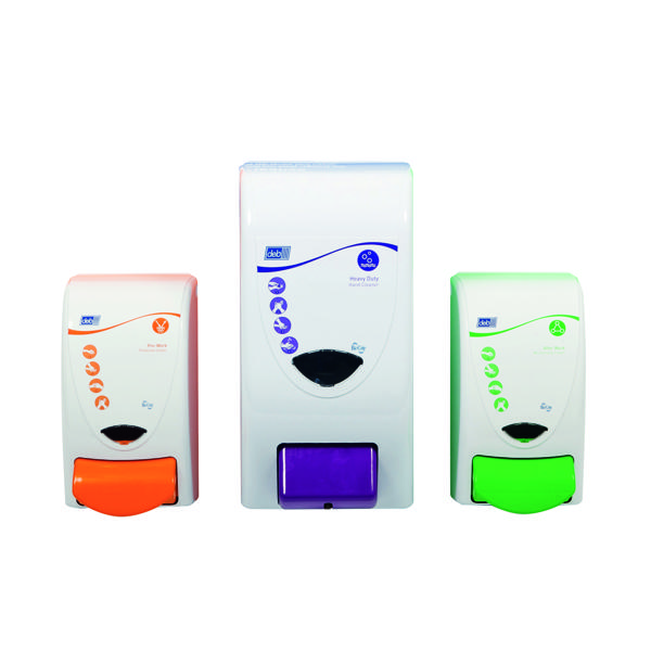 Deb 3 Step Skin Protection Centre SSCSM42EN