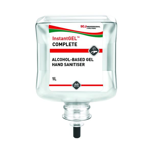 Deb InstantGEL Complete Cartridge 1 Litre (Skin Hypoallergenic formulation) ISG1L